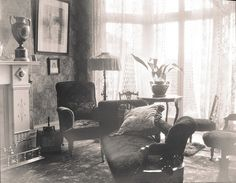1920s living room - Google Search                                                                                                                                                                                 More
