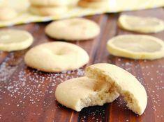 Recept na alžírské citronové sušenky s olivovým olejem twabaa // Ochutnejte svět - blog mezinárodní kuchyně
