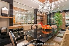 Construindo Minha Casa Clean: Salas de Jantar Maravilhosas!!! Saiba como…