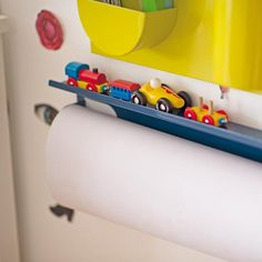 Up Against the Wall Bin in Shelf & Wall Storage | The Land of Nod