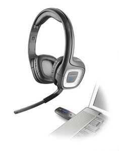 Plantronics Audio 995 USB Multimedia Headset with Noise Canceling Microphone - Compatible with PC and Mac Freely roam from away your desk while making Internet Gaming Headset, Wireless Headphones, Bluetooth, Computer Headphones, Gaming Computer, Audio, Usb, Apple Watch, Cellular Accessories