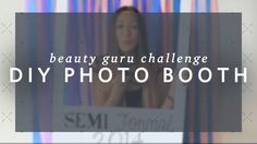 LaurDIY rocks this awesome DIY photo booth, perfect for a semi formal or a special event! This Challenge: Hair Tutorials For Semi Formal Dance - Beauty Guru ...