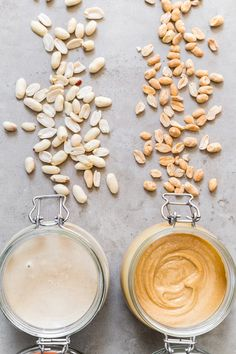 Peanut Butter Step-by-Step - DeliciouslyElla