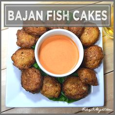 A recipe for salted cod fish fritters that are easy to prepare and a bite-sized bit of sheer bliss. Serve Bajan Fish Cakes at your next social gathering.