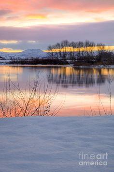 ✯ Snake River Sunset