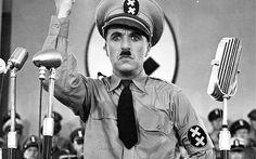 Charlie Chaplin, El gran dictador,  http://s3.extracine.com/files/2009/06/chaplin.jpg