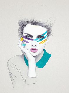 Digital art selected for the Daily Inspiration #2094