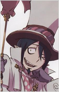 Crazy Mephisto ~ Ao No Exorcist (Blue Exorcist) Blue Exorcist Mephisto, Ao No Exorcist, Blue Exorcist Anime, Cute Anime Pics, Awesome Anime, All Anime, Manga Anime, Anime Art, King Of Time