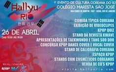 Hallyu Rio – 1º evento de cultura coreana no RJ