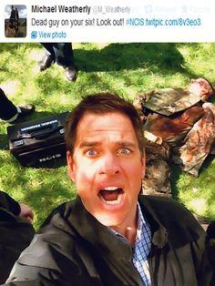 NCIS, I love you Tony!