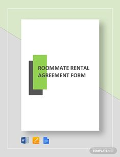 House Rental Agreement Template - Word (DOC)   Google Docs   Apple (MAC) Apple (MAC) Pages   Template.net Rental Agreement Templates, Word Doc, Microsoft Word, Bar Chart, Web Design, Google Docs, Roommates, Apple Mac, Words