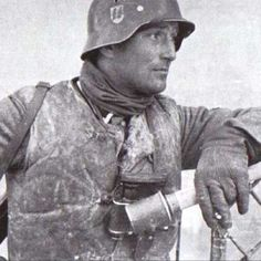 LAH NCO, Kharkov, Ukraine, early 1943
