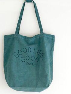 Good life, good day