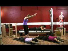 Upside-Down Pilates - Full Lesson - Pilates Lesson 29 - Full Episode - HD - YouTube