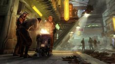 star wars art   ... 3300 × 1857 in Star Wars 1313 Game Concept Art and Developers Video