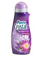 Purex Crystals - I use this in conjunction with home made laundry detergent to give it a great fragrance!