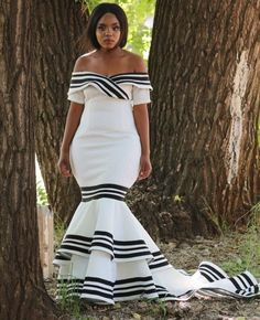 South African Traditional Dresses, Traditional Wedding Dresses, Traditional Clothes, Best African Dresses, African Fashion Dresses, African Clothes, African Wedding Attire, African Attire, African Wear