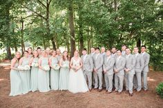 Elegant yet charming with the perfect amount of southern sweetness, this beauty of a wedding atLittle River Farmsis my definition of southern perfection. With every moment beautifully captured byBrita Photography, this gallery is image after image of the most darling