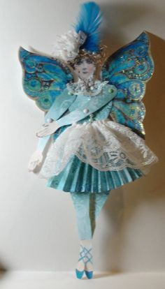 ALTERED EXPRESSIONS: Paper Art Dolls!!