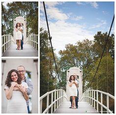 St. Louis Engagement Session - Forest Park Engagement Photos - St. Louis Wedding Photographer - Leah Marie Landers Photography