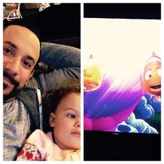 A little nemo time with ava #Padgram