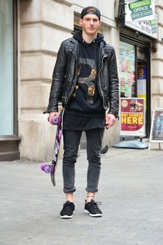 DR Style | London street style men | Men's Look | ASOS Fashion Finder | Fashion