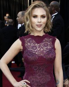 Scarlett Johansson vil møte sin 72-årige dobbeltgjenger - Dagbladet