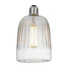 Kolekcia CRISTALLO v rôznych tvaroch číreho krištáľového skla Eos, Clear Crystal, Clear Glass, Led Lampe, Crystal Collection, Light Fittings, Pendant Lamp, Light Colors, Flask