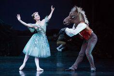 The Australian Ballet's Madeleine Eastoe and Joseph Chapman in The Dream. Photography Daniel Boud
