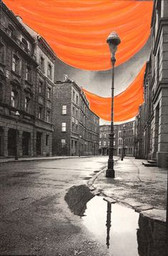 Lesson Plan: Christo and Jeanne Claude - Gr. 11 on RISD Portfolios