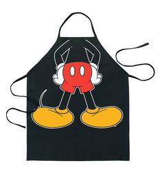 Mickey Mouse Apron - I need to buy 10 of these and give them as gifts!