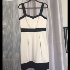 3x Hp Nwt Max & Cleo Black & White Dress