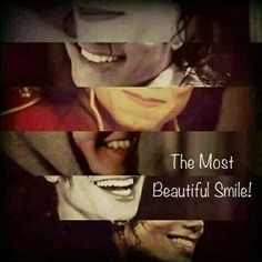 Image about smile in Michael Jackson (I 💓 you, Mike ) by Roxx Jackson Michael Jackson Quotes, Michael Jackson Smile, Mike Jackson, Jackson Family, The Boy Is Mine, King Of Music, Beautiful Smile, Memes, Singer