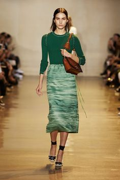 Must-See: Altuzarra's Colorful Spring Collection via @WhoWhatWear