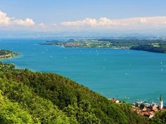 8 Days & 7 Nights Lake Constance Cycle Path: The Classic Way biking, cycling, leisure cycling holidays in Austria, Germany, Switzerland. Self guided cycle tour around Lake Constance Cities In Germany, Germany Travel, Germany Europe, Bavaria Germany, Lake Constance Germany, Travel Pictures, Travel Photos, Lakeside Beach, Recreational Activities
