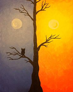 Paint Nite Dallasftworth | Fox and Hound Richardson 10/15/2014