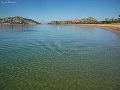 Chrisi Akti Beach, Gialova | W Messinia Greece, Around The Worlds, Beach, Places, Summer, Greece Country, Summer Time, The Beach, Beaches