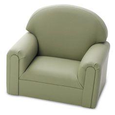 Brand New World Enviro-Child Upholstered Toddler Chair