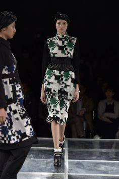 Mint Designs Tokyo Fall 2016 Collection Photos - Vogue