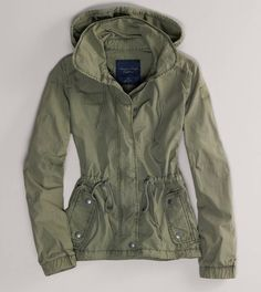 AE Military Jacket, on sale if you're the right size