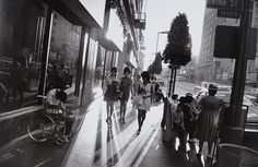 Gary Winogrand, Los Angeles, CA, 1969. Such a good moment to capture. One of my favorite street photography images.