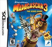 Madagascar 3: The Video Game - Nintendo DS, Multi