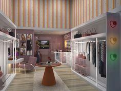 Papel de Parede para Lojas de Roupas - http://www.dicasdecoracao.com/papel-de-parede-para-lojas-de-roupas/