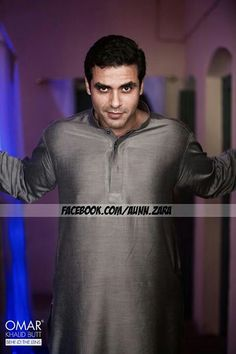 Yasir Mazhar plays the role of Aunn's chahcha in the play