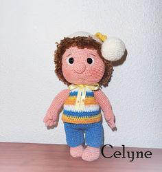 Celyne: Y...fue un niño!