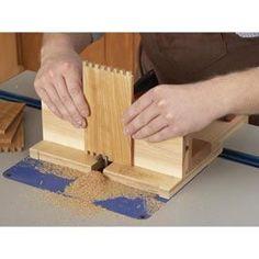 Box-Joint Jig Woodworking Plan, Workshop & Jigs Jigs & Fixtures Workshop & Jigs $2 Shop Plans