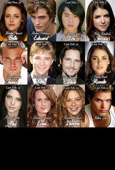 The Cast  - twilight-series Photo