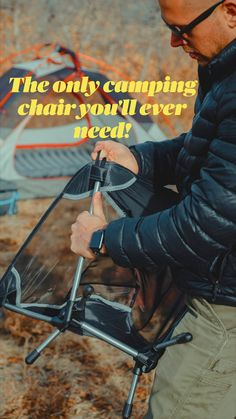 Camping Furniture, Camping Chairs, Tent Camping, Camping Gear, Camping Needs, Camping Checklist, Camping Accessories, Camping Equipment, Hammock Chair