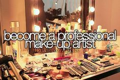 My personal goal in life! Bucket list. Before I die.