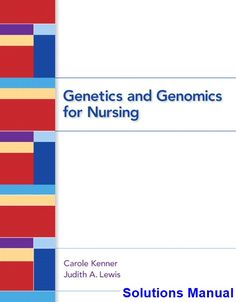 50 best solutions manual download images on pinterest in 2018 genetics and genomics for nursing 1st edition kenner solutions manual test bank solutions manual fandeluxe Images